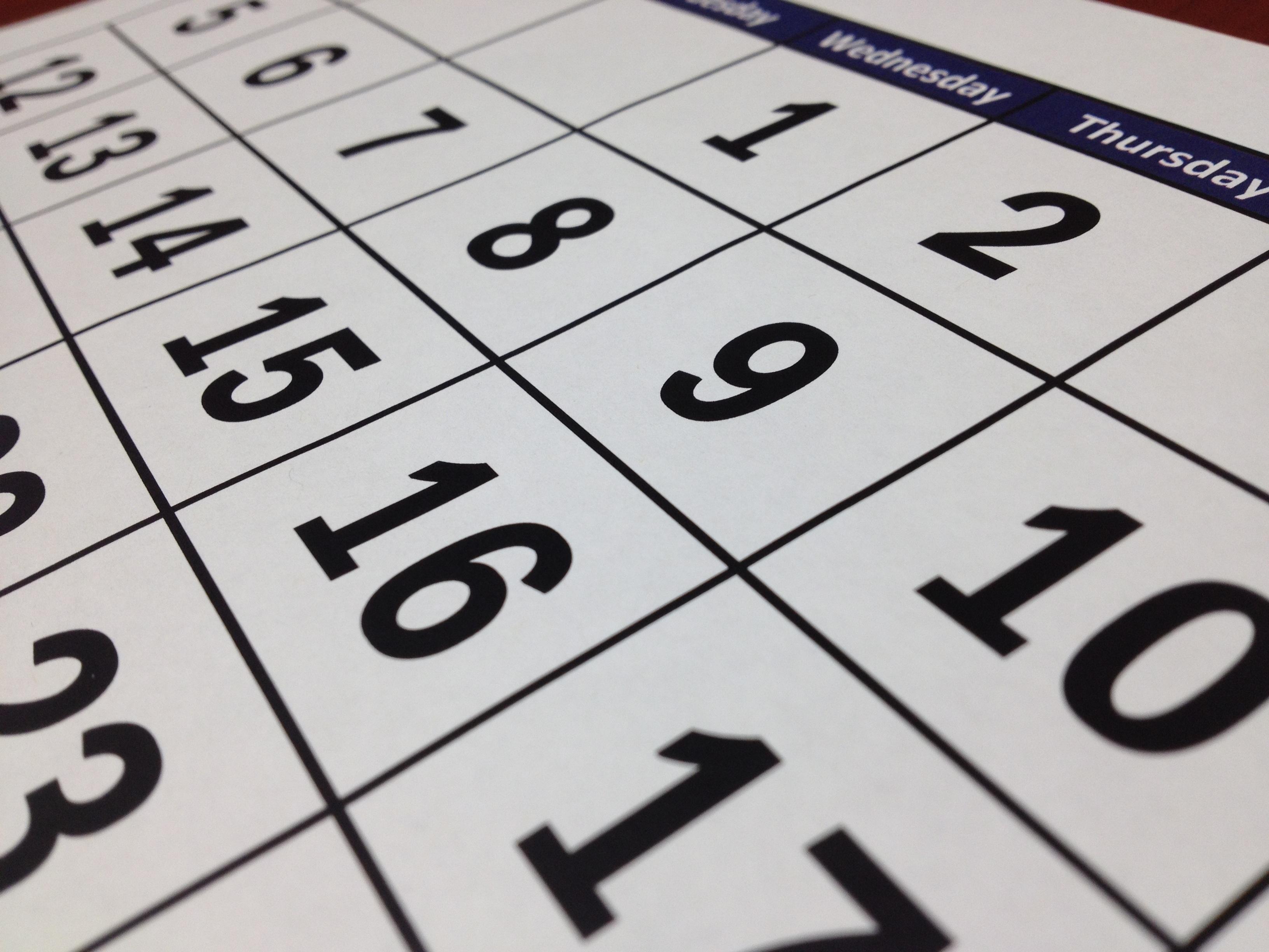 calendar-660670