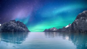 Can You Score 100% on the Word Search Game, 'Aurora Borealis?'