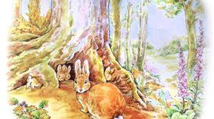 Easter Benjamin Bunny Book