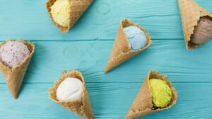 Wordsearch – National Ice Cream Day