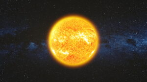 Is it sunny outside? Solar minimum – Did You Know?